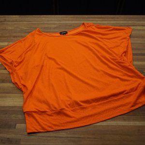 3 for$15 ALYX blouse flutter sleeve built in cami